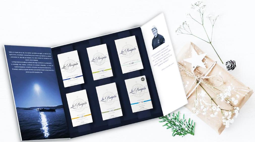 Productos que no deber an faltar en tu mesa de navidad becogalia distribuciones - Conservas la brujula ...